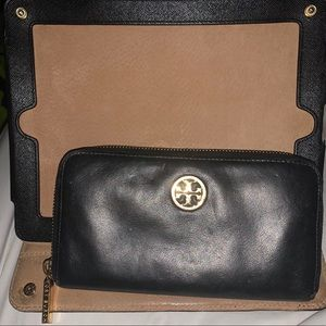 Tory Burch Wallet & iPad Cover